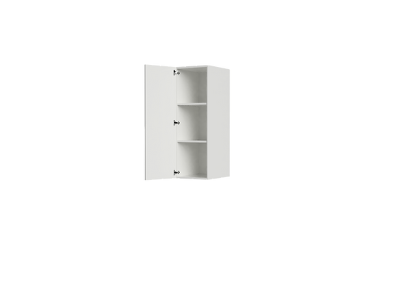 "W1648-1 | 16"" Wide x 48"" High - Single Door Wall Cabinet"