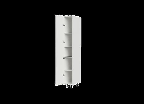 """T1284-1   12"""" Wide x 84"""" High - Storage Cabinet"""