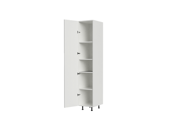 """T1684-1   16"""" Wide x 84"""" High - Storage Cabinet"""