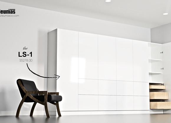 LS-1 | 12' Living Room Storage System