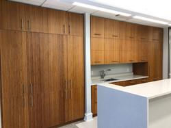 Laminart Veneer Commercial Cabinets