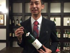 10月16日(日)オトナのたしなみ講座 第二回目 白ワインを愉しむを開催します