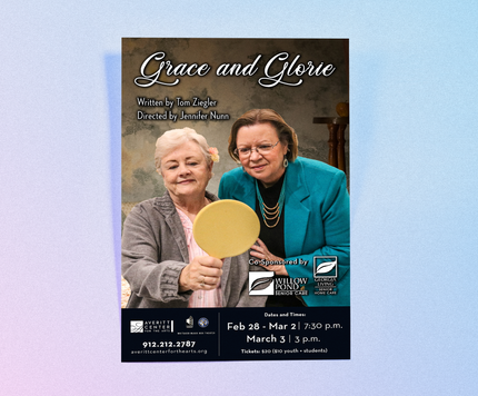 Grace and Glorie Poster