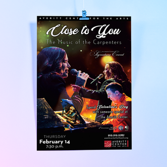 Close to You Poster