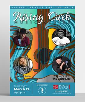 Rising Creek Cycle 4 Poster