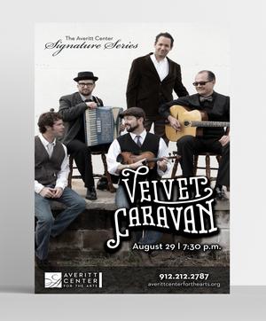 Velvet Caravan Poster