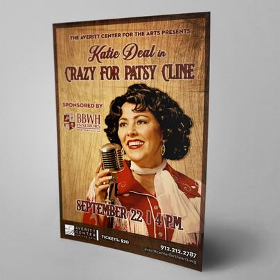 Katie Deal Poster