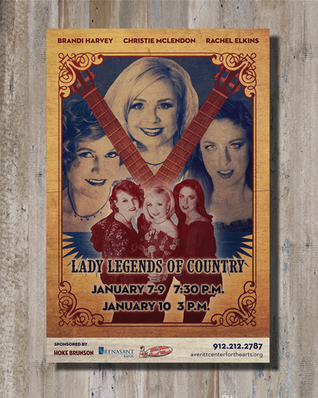 Lady Legends of Country