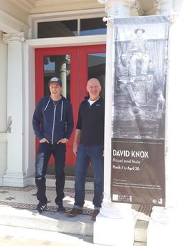 David Knox Banner