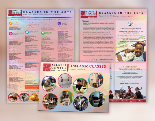 Fall 2019 Classes Brochure