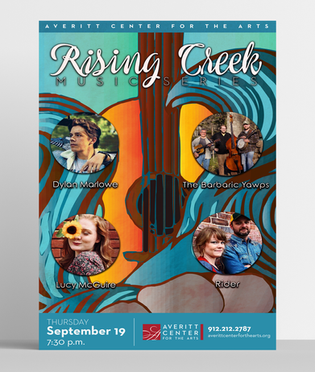 Rising Creek Cycle 3 Poster