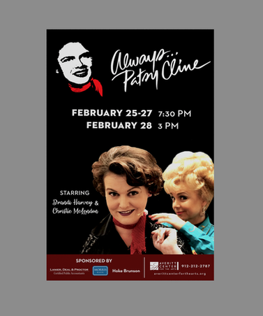 Always Patsy Cline Poster