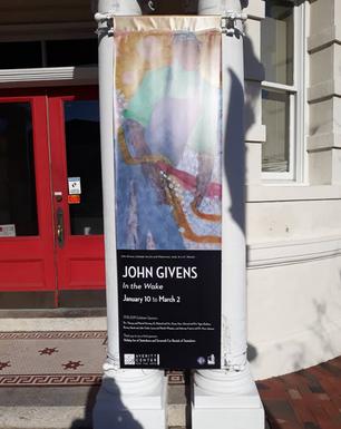 John Givens Banner