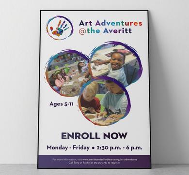 Art Adventures Poster