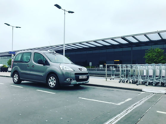 Taxis in Taunton, Airport Transfers Taun