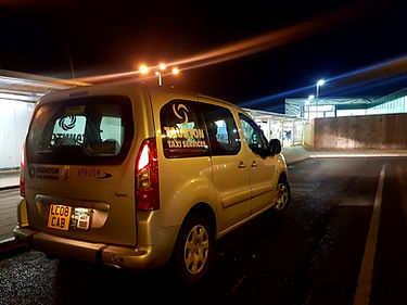 Taunton Taxi Services at Bristol Airport