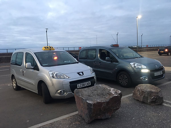 Taxi from Taunton Station to Butlins Min