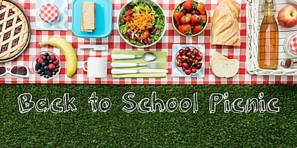 Elementary Back to School Picnic