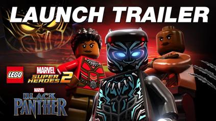 Lego Black Panther :: TheUnder
