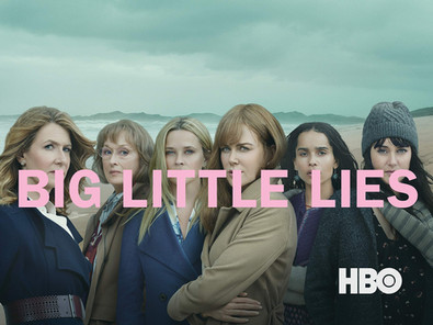BIG LITTLE LIES :: HUNDRED WATERS
