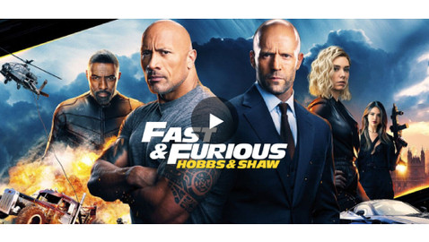 HOBBS AND SHAW :: THEUNDER
