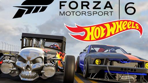 XBOX :: Forza Motorsport 6 - Hot Wheels :: Monster Truck