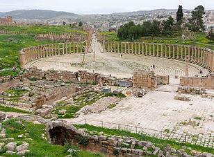 CK HAMIDI - Velký okruh Jordánskem: Jerash