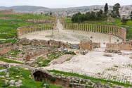 CK HAMIDI poznávací zájezd do Jordánska: Sloupové náměstí Jerash