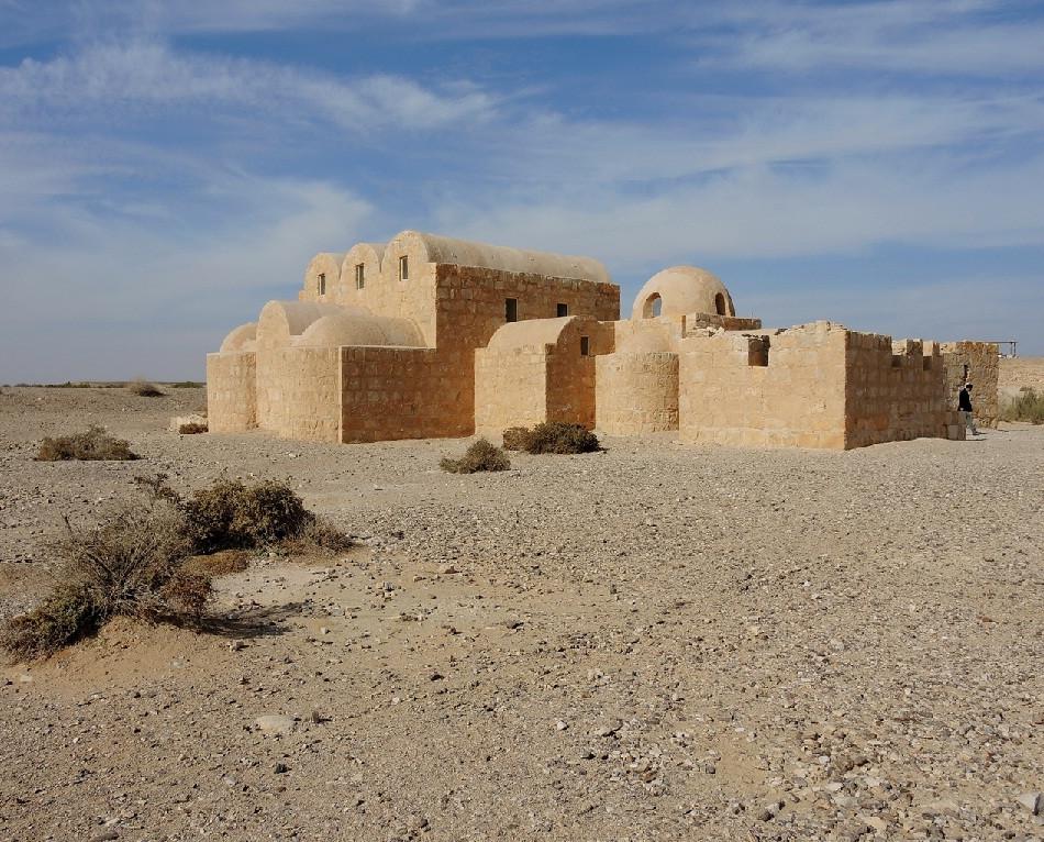 CK HAMIDI: Velký okruh Jordánskem - Amra