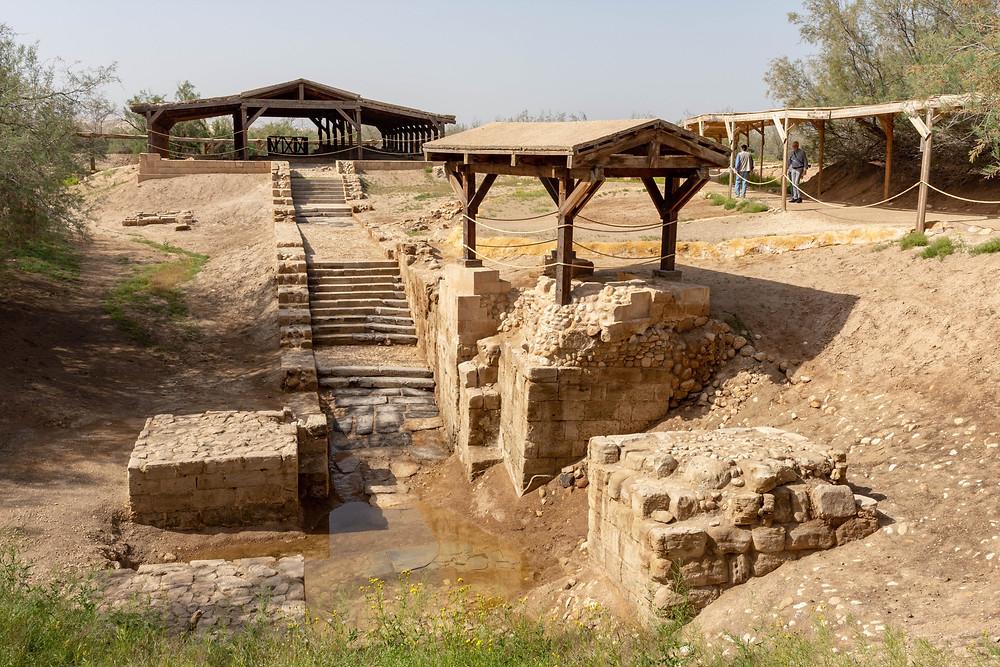 CK HAMIDI: Velký okruh Jordánskem - Betánie za Jordánem