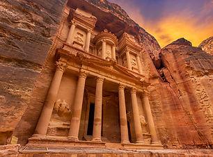 Ancient temple in Petra, Jordan.jpg