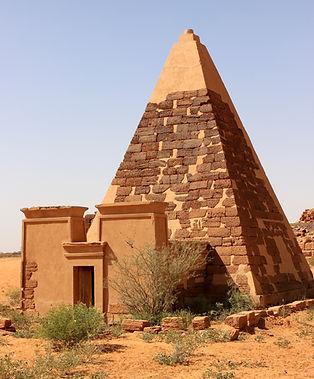 CK HAMIDI: Informace o Súdánu pyramidy