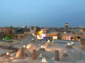 CK HAMIDI To nejlepší z Íránu: Kašán, střecha perských lázní