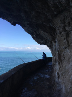 Místní rybář
