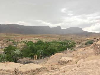 CK HAMIDI - Velký okruh Íránem vesnice Maymand