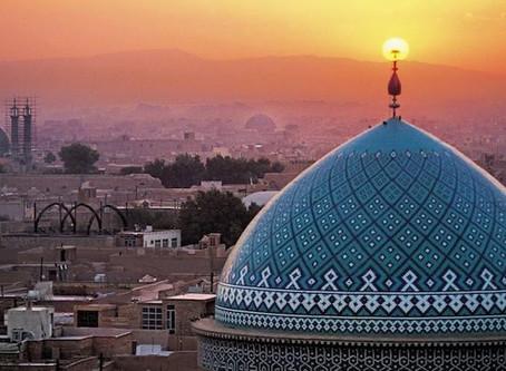 Cestopis z Íránu - křížem krážem Persií, část 1.