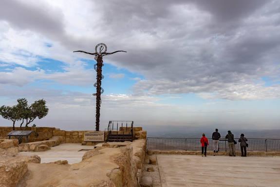 CK HAMIDI outdoorový zájezd do Jordánska: Hora Nebo
