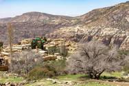 CK HAMIDI outdoorový zájezd do Jordánska: Vesnice Dana