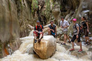 CK HAMIDI outdoorový zájezd do Jordánska: Wádí bin Hammád