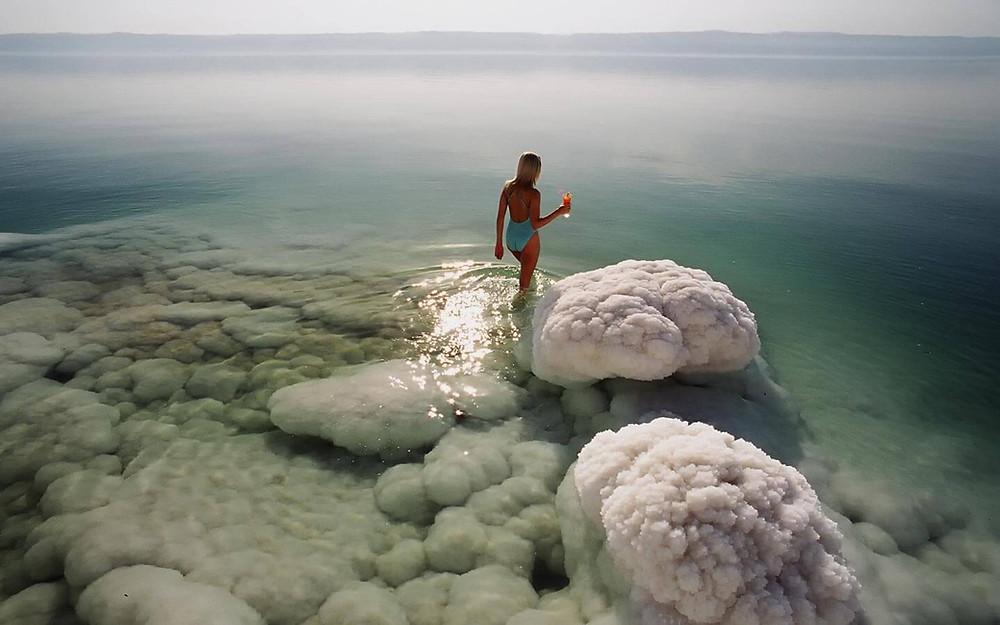 Mrtvé moře Jordánsko