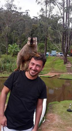 Troufalý lemur