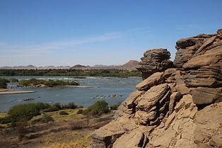 CK HAMIDI Příroda v Súdánu