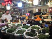 CK HAMIDI To nejlepší z Íránu: Bazar v Isfahánu