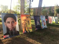 CK HAMIDI To nejlepší z Íránu: Bývalá americká ambasáda v Teheránu