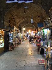 CK HAMIDI - To nejlepší z Íránu: Bazar Kašán