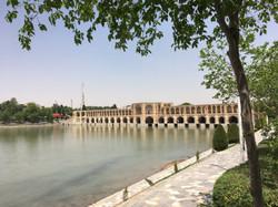 Velkolepý Isfahán