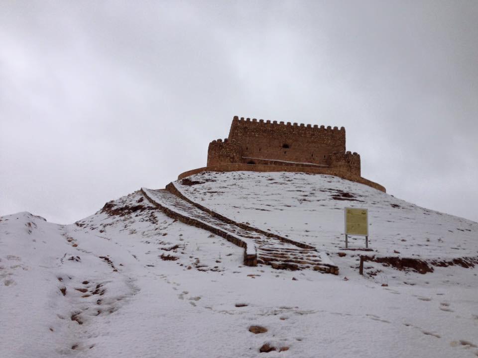 CK HAMIDI: Divoký Kurdistán v zimě