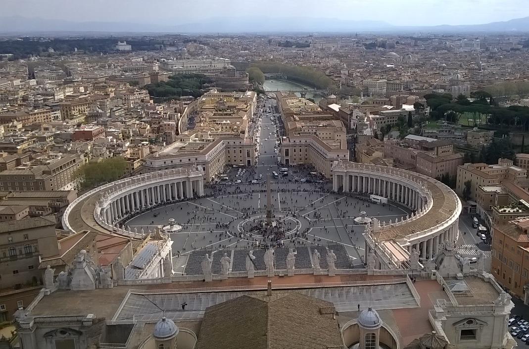 Náměstí svatého Petra - Řím