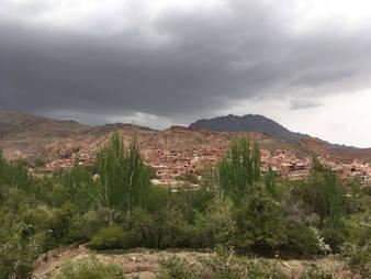 CK HAMIDI To nejlepší z Íránu: Vesnice Abyaneh