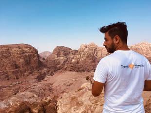 CK HAMIDI outdoorový zájezd do Jordánska: Petra